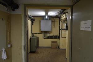 Türsteuerung und Hydraulik